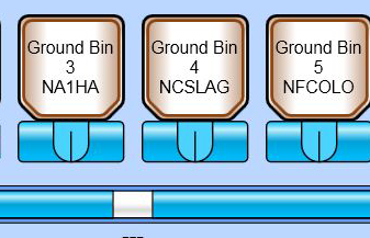 Jonel Material Handling System - Graphical Inventory Display